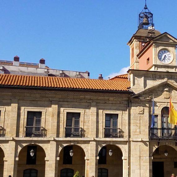 ruta guiada casco histórico de Avilés